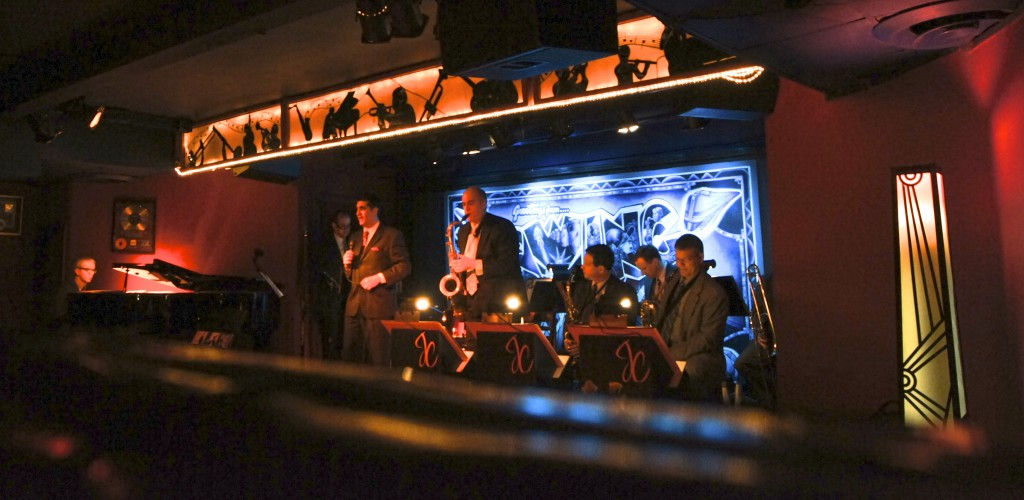 The Jerry Costanzo Swing Orchestra  at Swing 46 Jazz & Supper Club